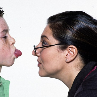 Sorting Out the Supernanny on Negative Messages