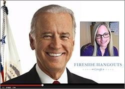 Kimberley & VP Biden on Safer Schools