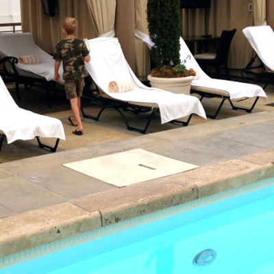 A Luxurious Spa That Accommodates Moms @MontageBH