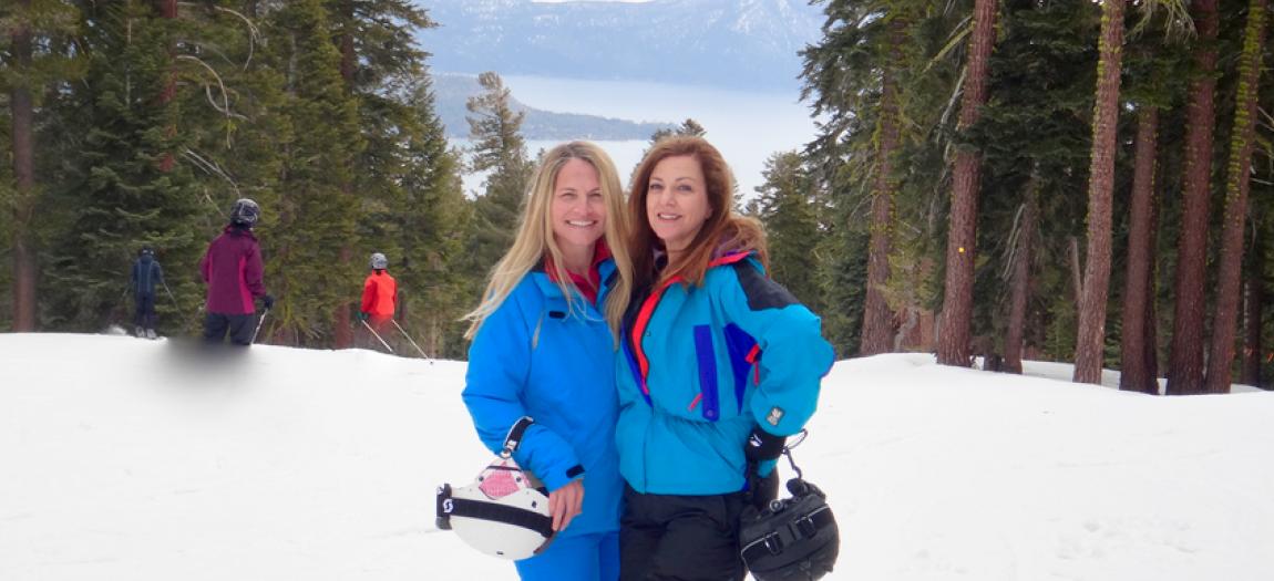 Northstar ski schools gets big thumbs up from @TheGoToMom