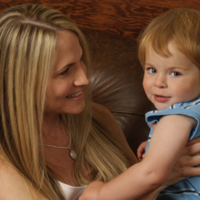 The Preschool Whisperer Tip  -- Emotion Coach by helping your child describe their feelings