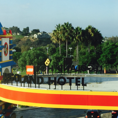 Legoland California Hotel  - Where everything is more than awesome! A Bucket-List item for Everyone!