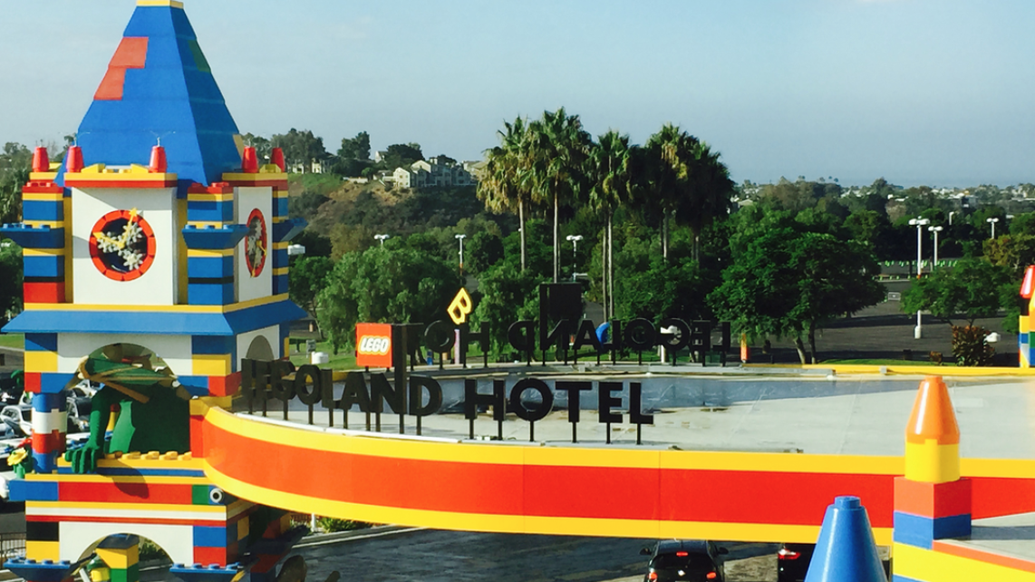 The Go-To-Mom TV » The Go-To-Mom TVLegoland California Hotel - Where ...