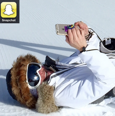 How #Snapchat strengthened the bond between me and my child