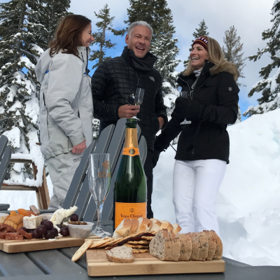 Northstar Resort at Lake Tahoe has Gone High-end, Platinum & 5 Star